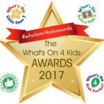 WOF nomination for childrens yoga