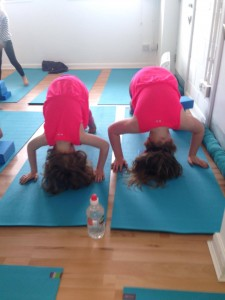 Kids yoga sunderland 2